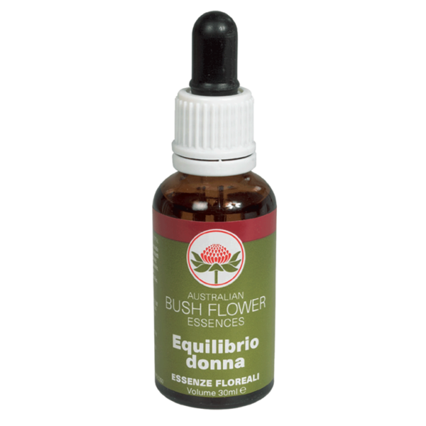 Equilibrio donna - Australian Bush Flower Essences